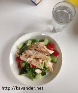 Puretreenit_lunch2