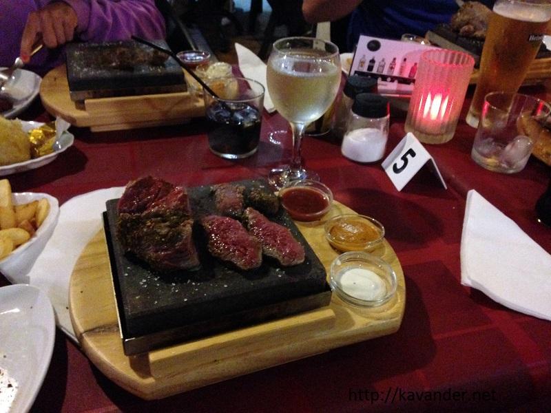 2015 stone grill