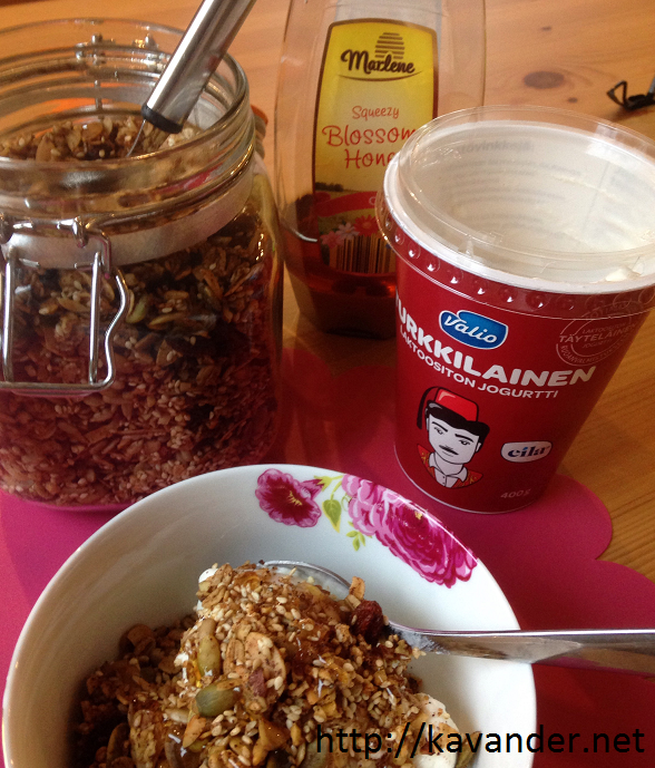 glutenfri granola 3