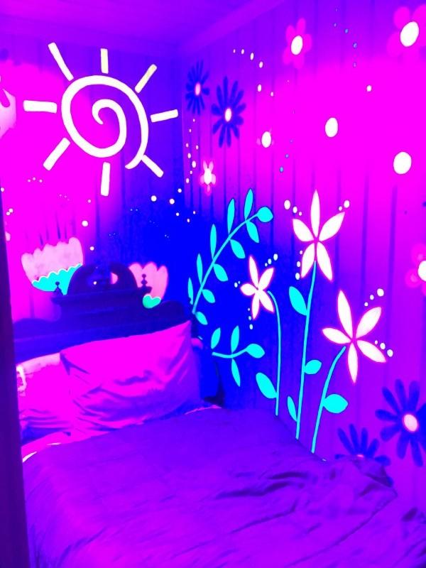 Hemulens sängkammare